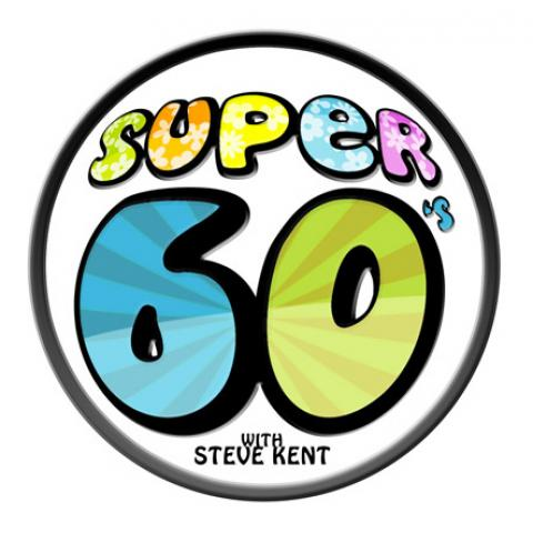 SUPER 60S with Steve Kent logo