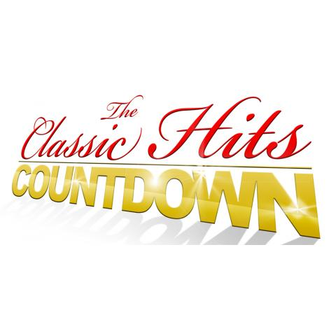 THE CLASSIC HITS COUNTDOWN with Tom Kent logo
