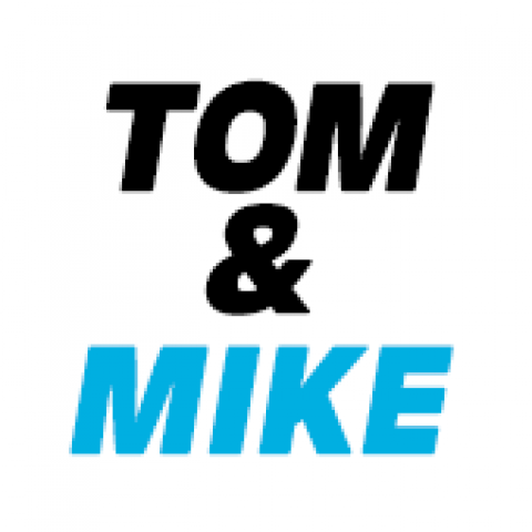 TOM AND MIKE logo